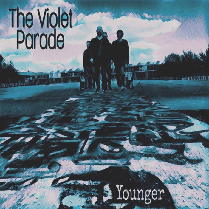 """The Violet Parade - """"Younger"""" cover (recorded and produced at IJland studio-Amsterdam - Dec 2020)"""